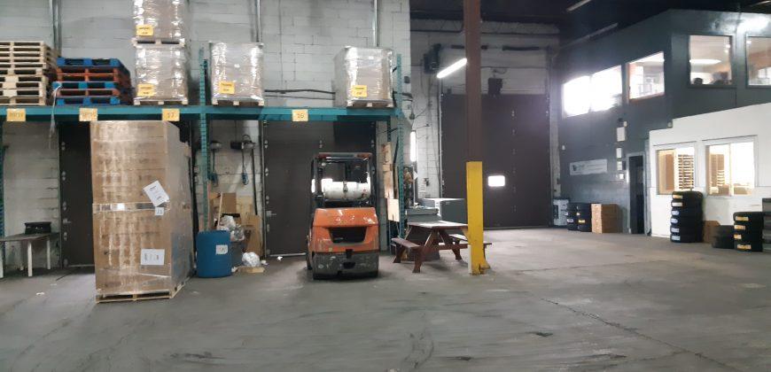 Bâtisse Industrielle