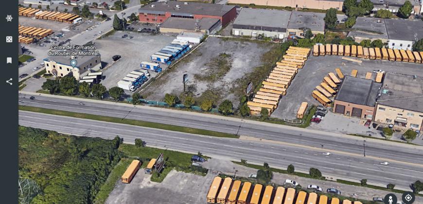 Terrain Commercial/Industriel