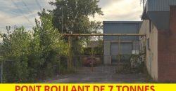 Espace Industriel à Louer – 9500A