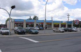 Centre Commercial pour le Proprétaire occupant