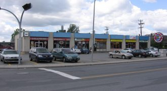 Commercial Strip for Owner Occupant